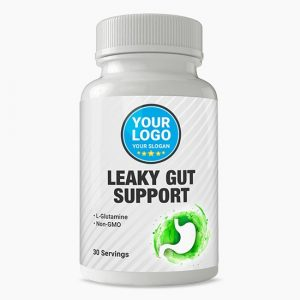 Private Label Leaky Gut Support