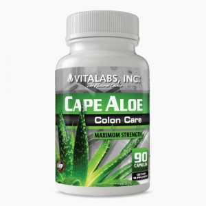 Vitalabs Cape Aloe Colon Care