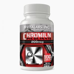 Vitalabs Chromium Picolinate