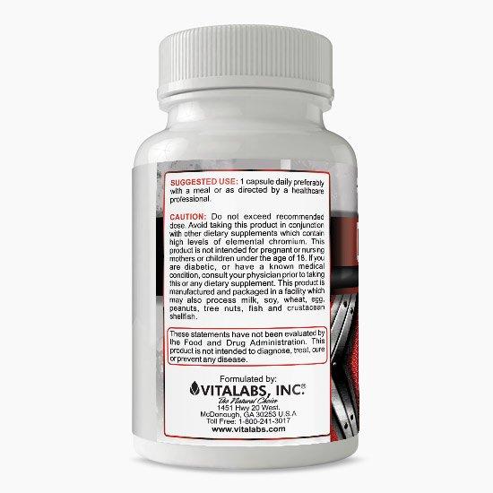 Vitalabs Chromium Picolinate