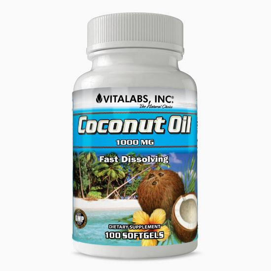 Vitalabs Coconut Oil