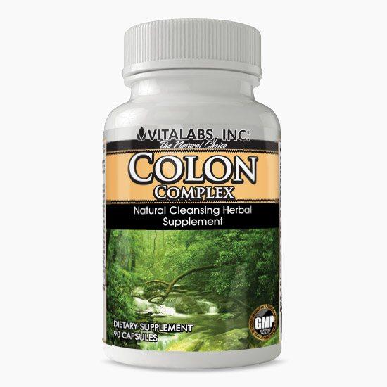 Vitalabs Colon Complex