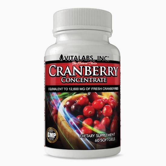 Vitalabs Cranberry Concentrate