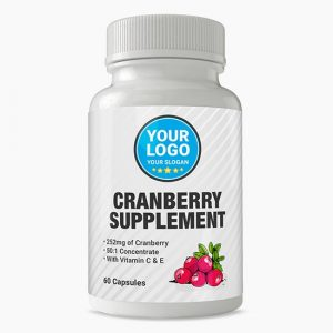 Private Label Cranberry Supplement