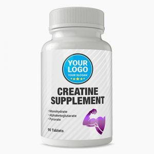 Private Label Creatine Supplement