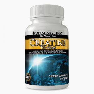 Vitalabs Creatine Tri-Phase Supplement