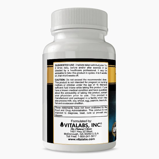 Vitalabs Creatine Tri-Phase Supplement