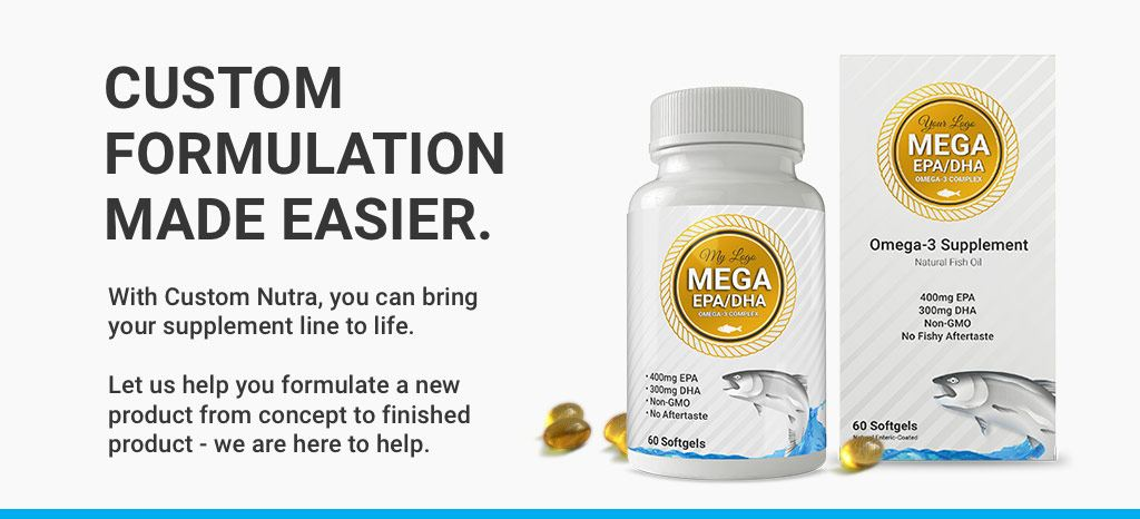 Nutraceutical Manufacturing - Supplement Manufacturers USA