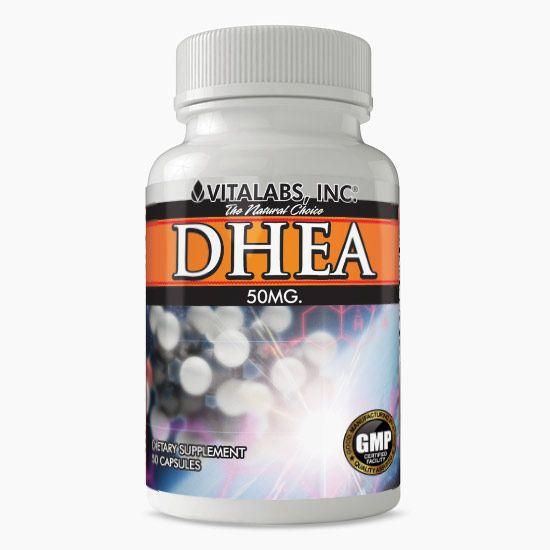 Vitalabs DHEA 50mg