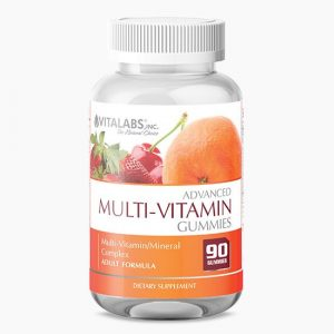 Vitalabs Advanced Multi-Vitamin Gummies