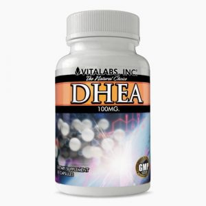 Vitalabs DHEA 100mg