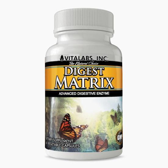 Vitalabs Digest Matrix