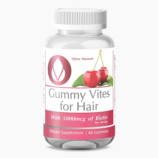 Vitalabs Gummy Vites for Hair