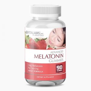 Vitalabs Advanced Melatonin Gummies