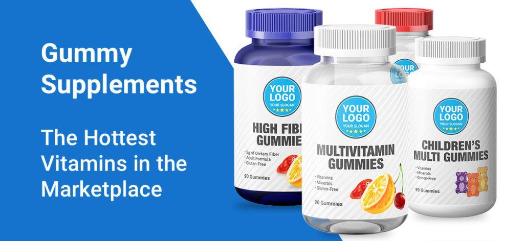 Gummy Vitamins - The hottest supplement on the market