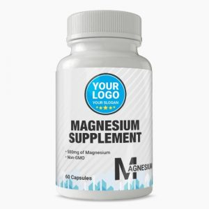 Private Label Magnesium Supplement