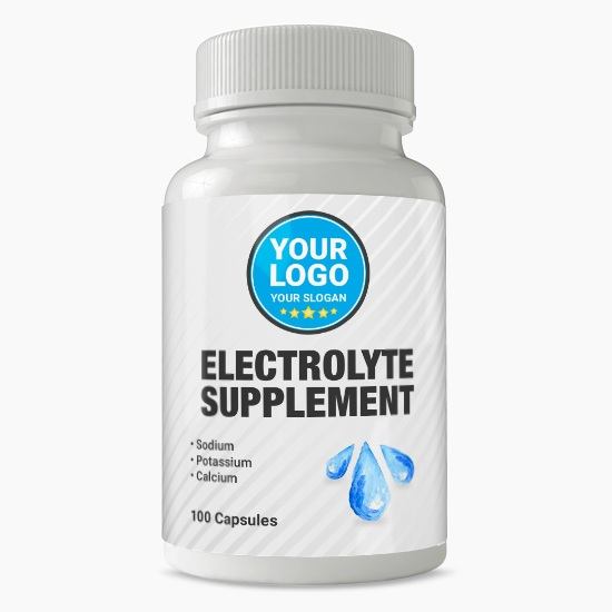 Private Label Electrolyte Supplement