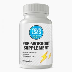 Private Label Pre-Workout Supplement
