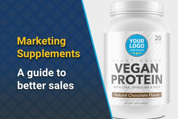 Marketing Supplements - A Guide To Better Sales
