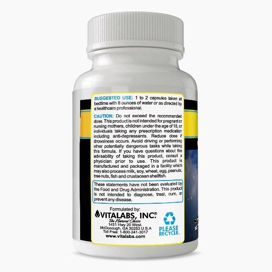 Vitalabs 5-HTP Capsules