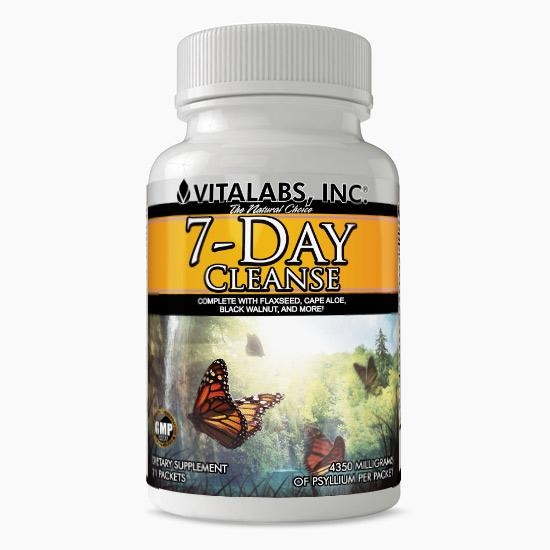 Vitalabs 7 Day Cleanse