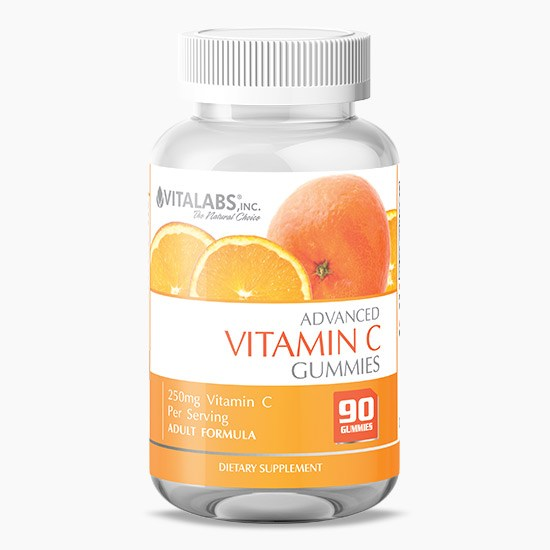 Vitalabs Advanced Vitamin C Gummies