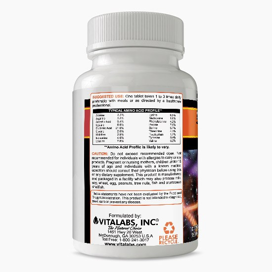 Vitalabs Amino Acid 2,200mg
