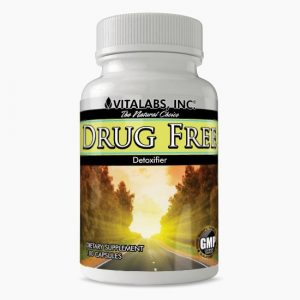 Vitalabs Drug Free Detoxifier