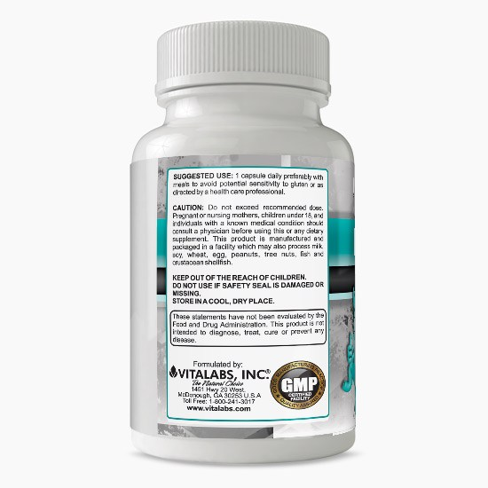 Vitalabs Glutalytic® Digestive Formula