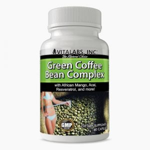 Vitalabs Green Coffee Bean Complex