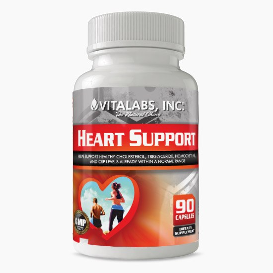 Vitalabs Heart Support