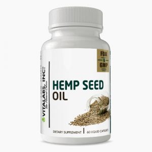 Vitalabs Hemp Seed Oil