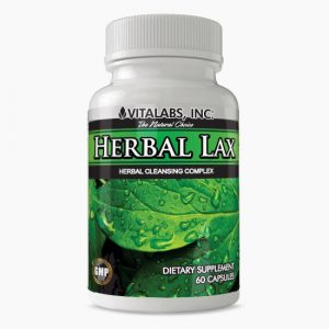 Vitalabs Herbal Lax