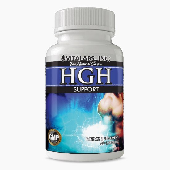 Vitalabs HGH Support