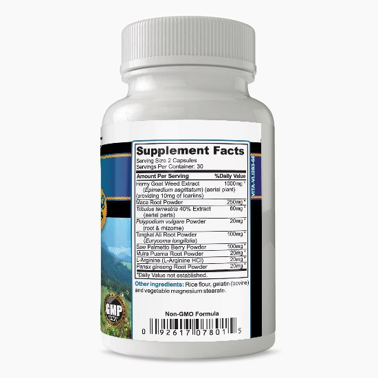 Vitalabs Horny Goat Weed Complex