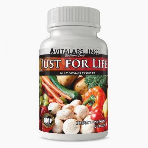 Vitalabs Just For Life Multivitamin