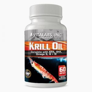 Vitalabs Krill Oil