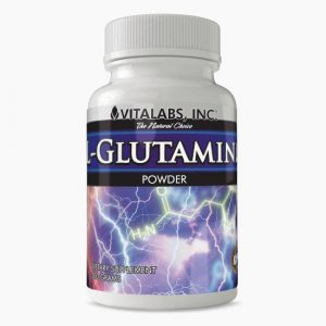 Vitalabs L-Glutamine Powder