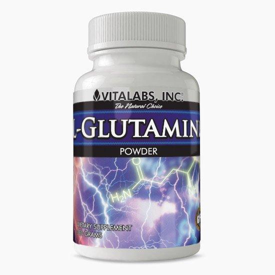 Vitalabs L-Glutamine Powder