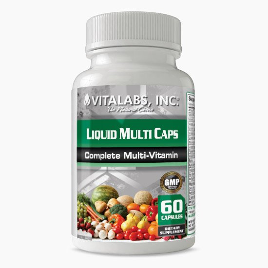 Vitalabs Liquid MultiCaps