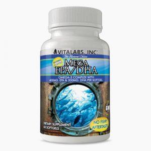 Vitalabs Mega EPA/DHA