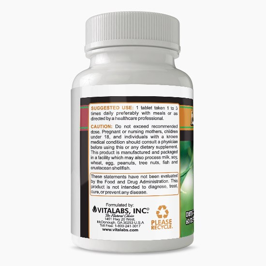 Vitalabs Milk Thistle