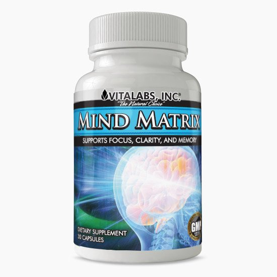 Vitalabs Mind Matrix