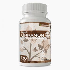 Vitalabs Organic Cinnamon