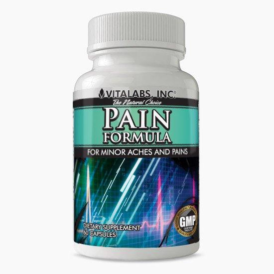 Vitalabs Pain Formula
