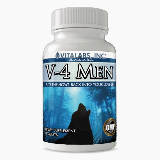 Vitalabs V-4 Men