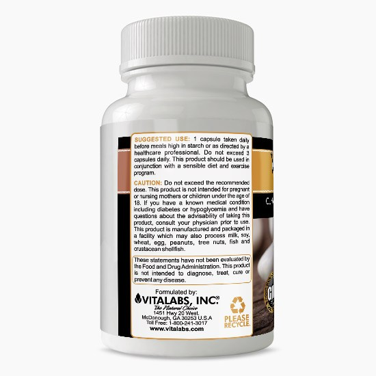 Vitalabs White Bean Extract