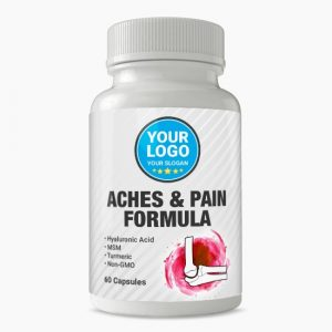 Private Label Aches and Pain Formula
