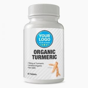 Private Label Organic Turmeric