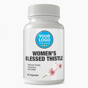 Women's Blessed Thistle & Dong Quai Formula